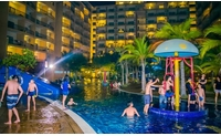 harga tiket Gold Coast Morib Water Theme Park Resort